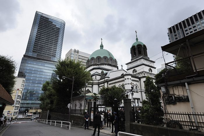 Resurrection Cathedral in Tokyo