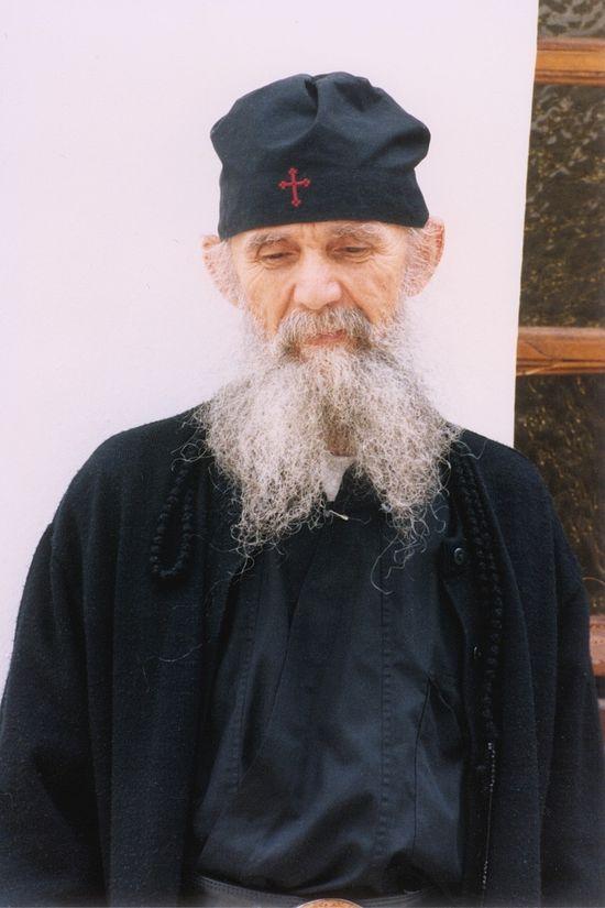 Geronda Ephraim.