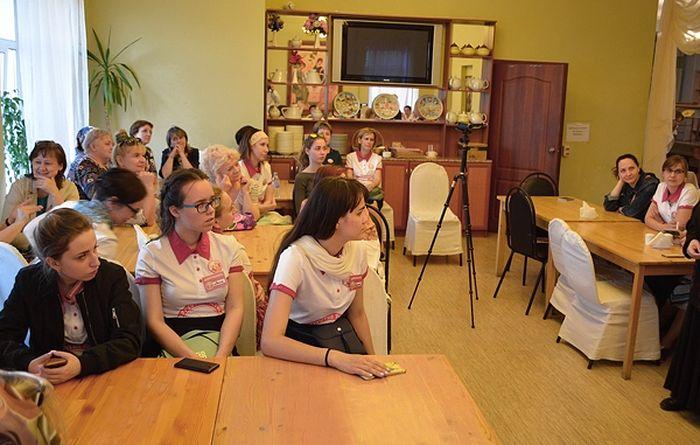 Круглый стол по добровольчеству