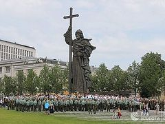 Russian Church to hold wide-scale celebrations for 1030th anniversary of Baptism of Rus'