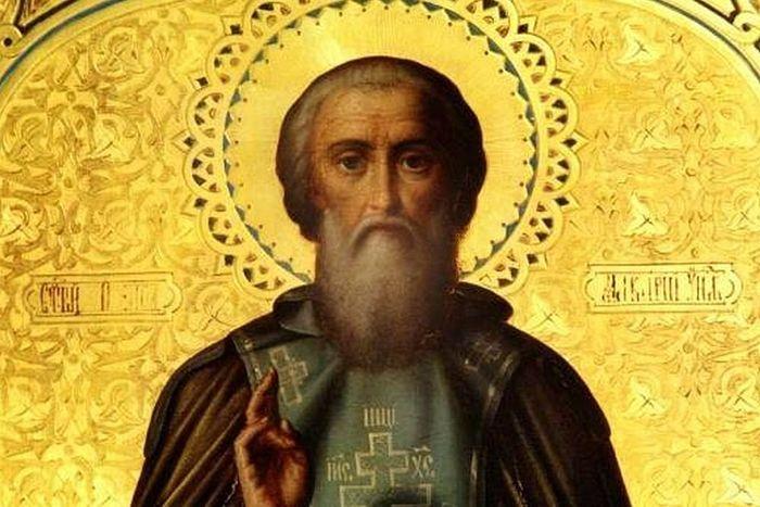 Среди украденных икон был и образ святого Макария. Фото: Свято-Троицкий Макарьевский Желтоводский женский монастырь