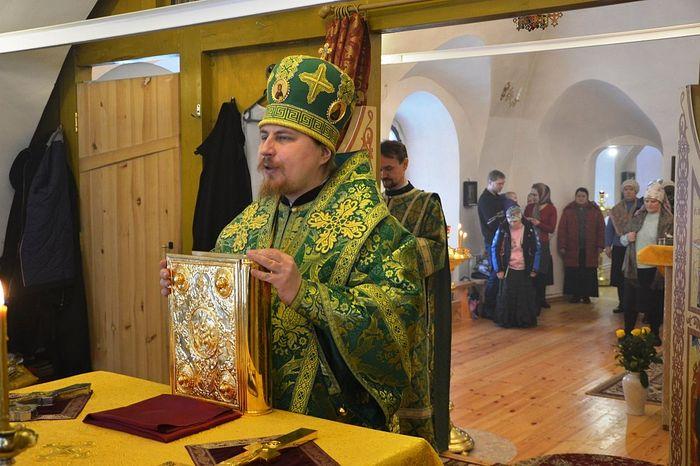 Епископ Великоустюжский и Тотемский Тарасий