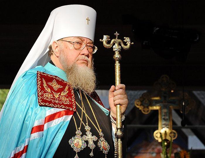 His Beatitude Metropolitan Sawa of Warsaw and All Poland. Photo: Romfea.gr