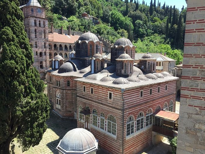 Монастырь Зограф