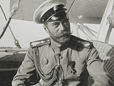 Emperor Nicholas II: Rare Photos from Family Albums