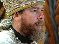 Митрополит Тихон: «В сердце своём я забираю вас всех в Печоры»