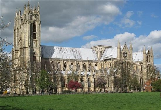 Beverley Minster, East Riding of Yorkshire (source - Ncem.co.uk)