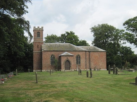 Church of St. John of Beverley in Wressle, East Riding of Yorkshire (source - Martin Dawes from Geograph.org.uk)
