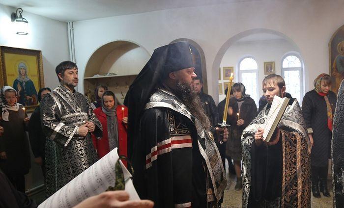 Archbishop Varlaam of Makhachkala and Grozny