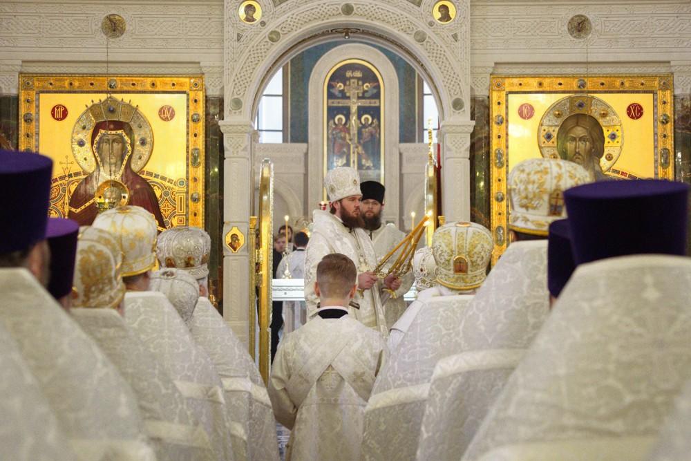 Викарий Псковской епархии епископ Гдовский Фома