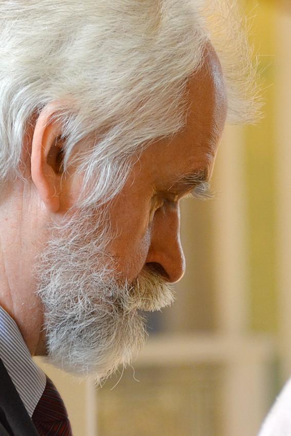 Профессор Александр Ужанков