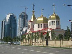 3 killed in Muslim terrorist attack on Chechen church