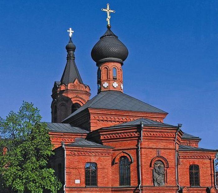Свято-Ильинский храм в Краснодаре