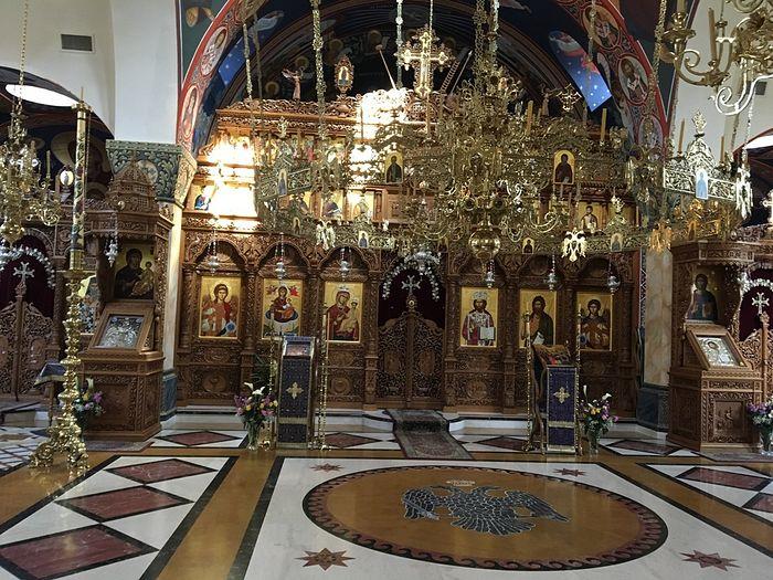 Главный собор монастыря Живоносный источник