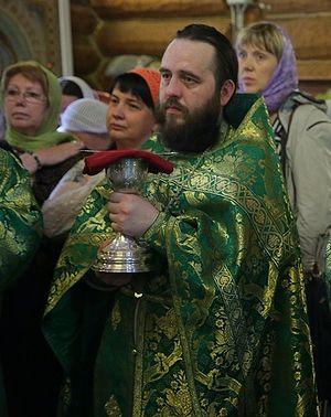 Иеромонах Кукша (Новоселов). Фото: Екатеринбургская епархия
