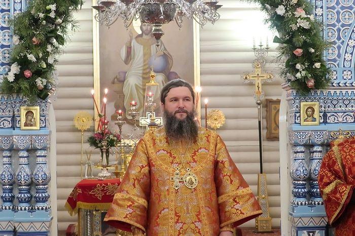 Епископ Нижнетагильский и Невьянский Евгений (Кульберг). Фото: Екатеринбургская епархия