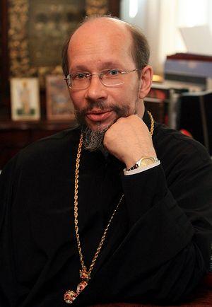 Archpriest Nikolay Balashov