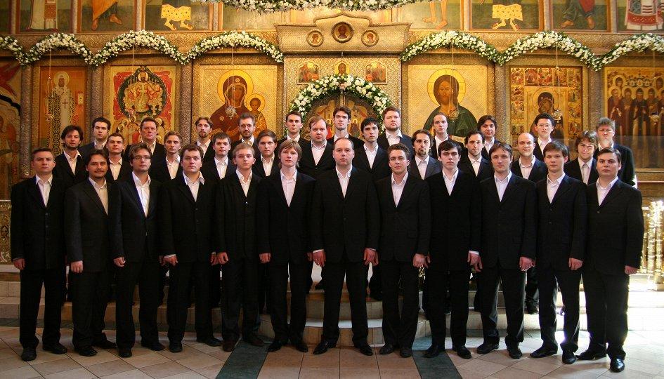 Хор московского Сретенского монастыря выступил с концертами в Красноярске и Ачинске