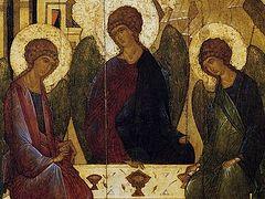 Сознание своей нищеты с полным упованием на Бога – свидетельство жизни человека в Боге и с Богом