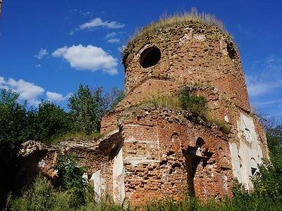 В усадьбе Чичериных в селе Караул в рамках федпрограммы отреставрируют Троицкую церковь
