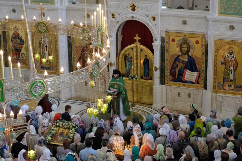 Проповедь иеромонаха Иоанна