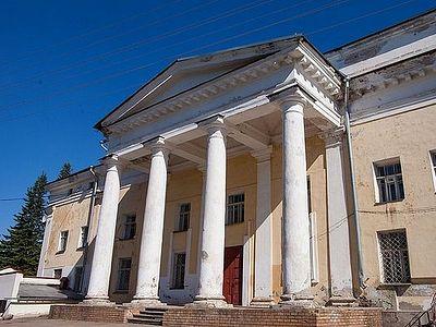 Новгородские власти передали Церкви собор середины XIX века
