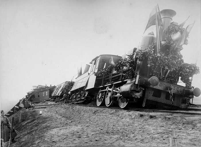 Локомотив царского поезда