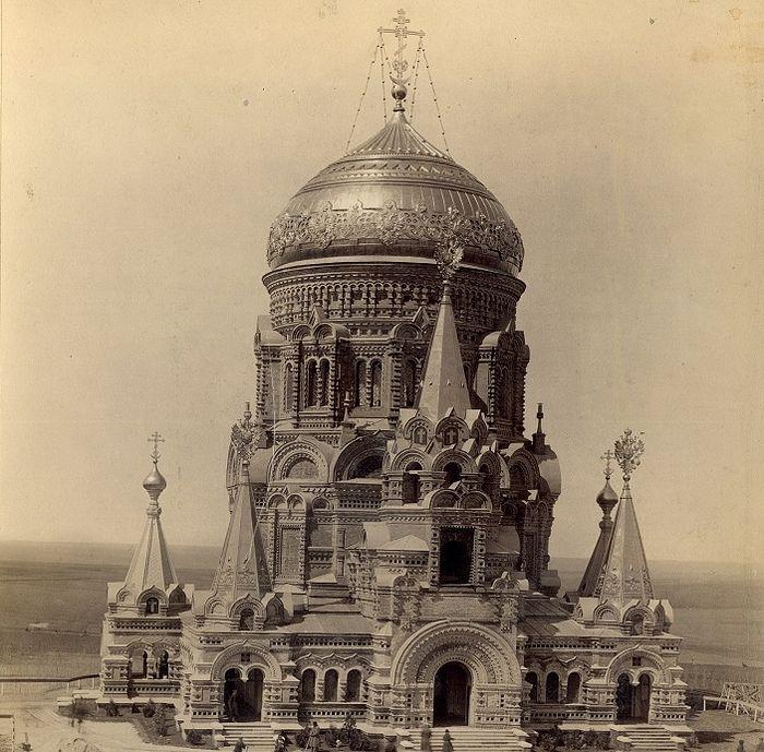 Храм Христа Спасителя. Фото Иваницкого