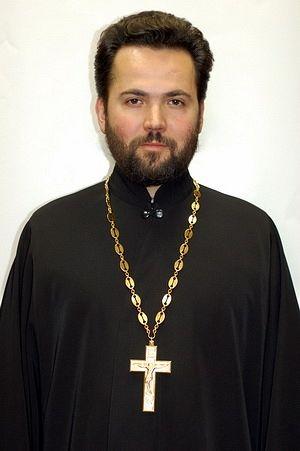 Протоиерей Даниил Луговой