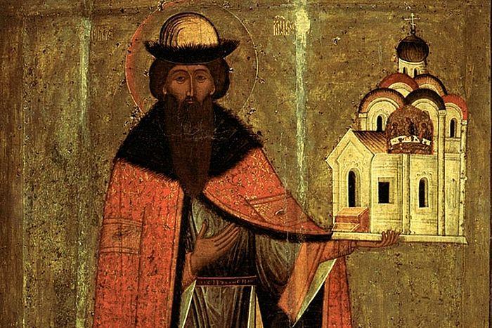 Князь Довмонт-Тимофей