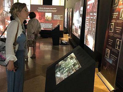 В Риме открылась мультимедийная историческая экспозиция «Новомученики и исповедники Церкви Русской»