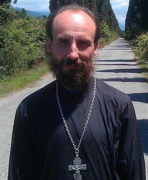 Священник Игорь Блинов