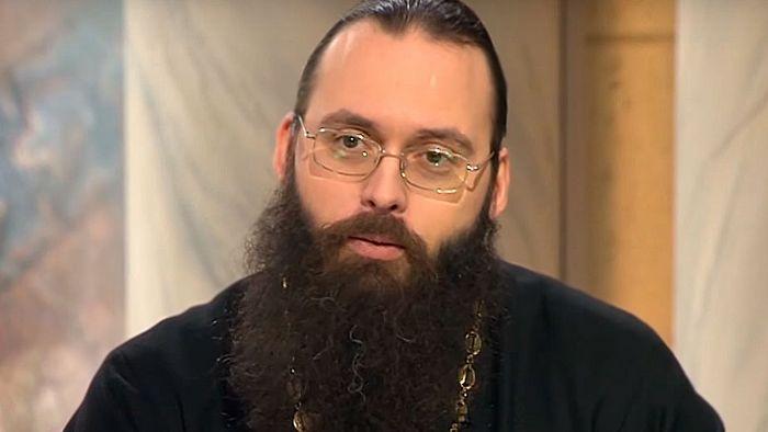 Cвященник Валерий Духанин