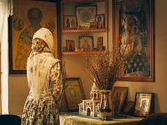 The Orthodox reverence of Saints