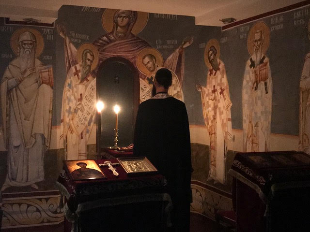 Abbot Ilarion