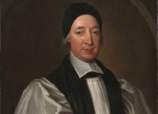 A portrait of Thomas Ken