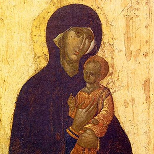 The Pimen Icon of the Mother of God