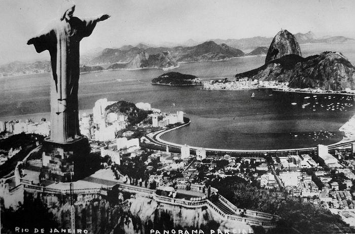 Старый Рио-де-Жанейро