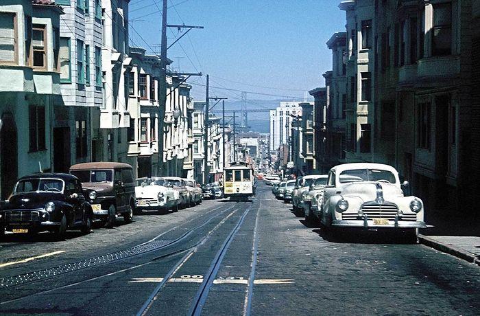 Старый Сан-Франциско