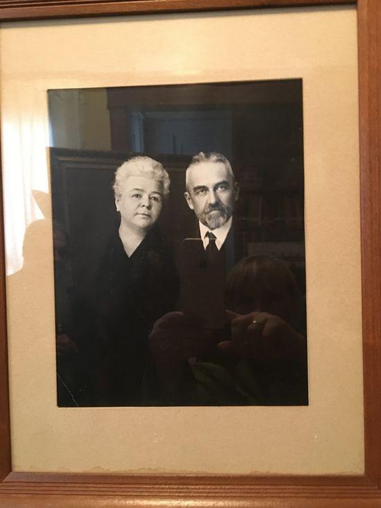 Родители Владыки Иоанна Шанхайского Борис и Глафира