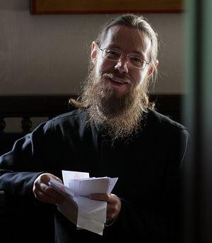 Монах Рафаил (Попов). Фото: Анатолий Горяинов / Православие.Ru