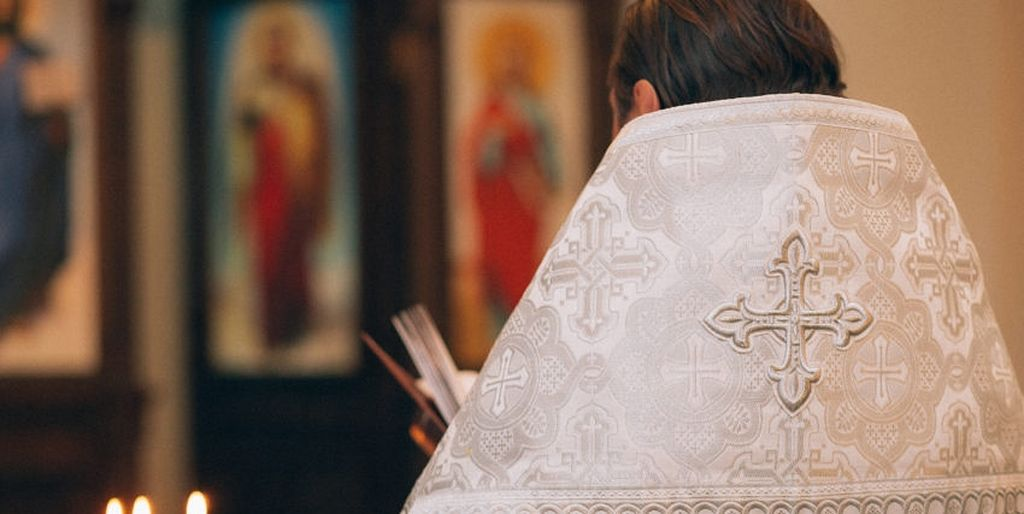 Священник Димитрий Шишкин. Слабый батюшка / Православие.Ru