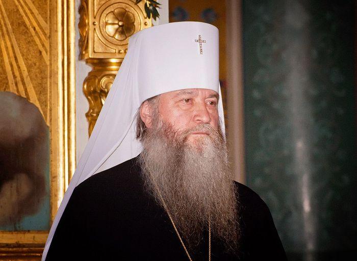 Тихон, митрополит Новосибирски и Бердски