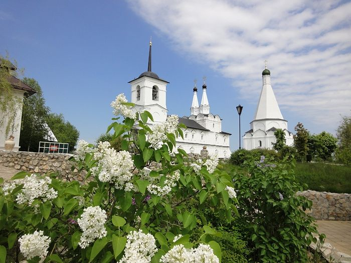 The Holy Transfiguration Skete of the Kazan Devichy Monastery, after its restoration