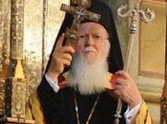 """Our duty and responsibility is to bring the nations back to the truth and canonicity of the Church""—Ecumenical Patriarch"