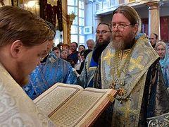 Seminarians in the Land of Pskov