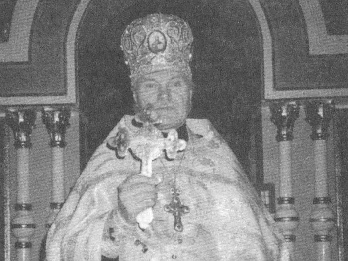 Протоиерей Мефодий Финкевич
