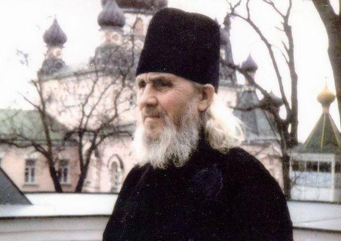 Схиархимандрит Исаия (Коровай)