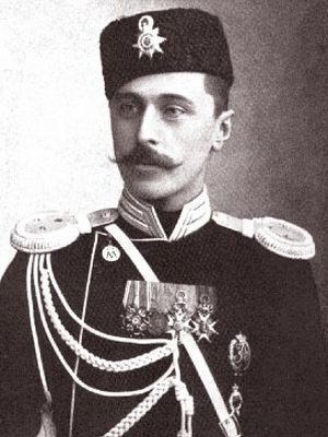 Count Alexander Dmitrievich Sheremetev