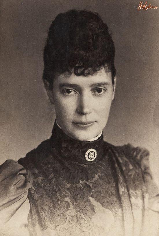 Empress Consort Maria Feodorovna